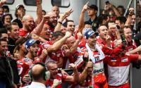 Bos Ducati Tak Khawatir Lorenzo dan Dovizoso Bakal Tak Akur di MotoGP 2018