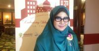 Peggy Melati Sukma Ingin Bawa Semangat Perjuangan lewat Nama Barunya 'Khadijah'