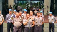 Parkiran Polda Metro Semrawut, Kapolri: Kalau Teroris Taruh Bom, <i>Enggak</i> Terdeteksi