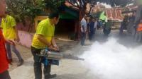 Rescue Perindo Jambi <i>Fogging</i> di Daerah Endemis DBD