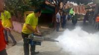 Partai Perindo <i>Fogging</i> Ratusan Rumah di Jambi agar Terbebas dari Penyakit DBD