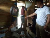 Polisi Tertangkap <i>Nyabu</i> di Kebun Lada
