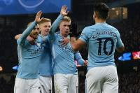 Aguero Buka Keunggulan Man City atas Newcastle
