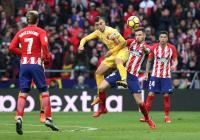 Girona Imbangi Atletico Madrid 1-1