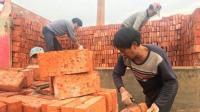 Pemilik Pabrik di China Bayar Karyawannya dengan 290 Ribu Batu Bata