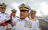 Amankan Perairan Indonesia, KSAL Kukuhkan Satuan Kapal Patroli