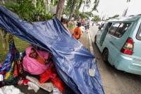 Puluhan Pencari Suaka Penghuni Trotoar Kalideres Berharap Dipindah ke Rumah Imigrasi