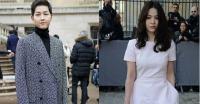 Mahalnya, Pakaian Song Joong Ki dan Song Hye Kyo Seharga Rp1 Miliar