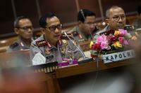 Polri Gelar Rapat Pimpinan Bahas Pilkada 2018 Sampai Mudik Lebaran
