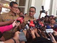Agus Hermanto Ingatkan Anies-Sandi Terus Bekerja untuk Warga Jakarta