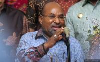 Gubernur Papua: Banyak Dana yang Turun, Tapi Kenapa Terjadi seperti Ini