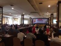 KPU Sumut Gelar Rakor Sosialisasikan Tata Cara Kampanye di Pilkada 2018