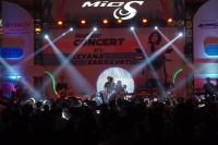 Konser Isyana Pikat Ratusan Isyanation Surabaya