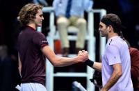 Zverev Kagumi Kiprah Federer di Usia yang Tak Lagi Muda