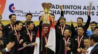 Herry IP Ungkap Kunci Sukses Tim Thomas Indonesia Juara Kualifikasi Zona Asia 2018