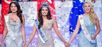 Manushi Chhillar Miss World 2017 Akhirnya Tiba di Tanah Air