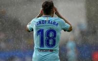 Jordi Alba Akui Eibar Sukses Buat Barcelona Kerepotan