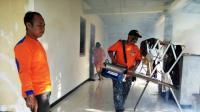 "Rangkaian Fogging 100 Titik, Rescue Perindo Ponorogo ""Asapi"" 30 Kepala Keluarga di Sampung"