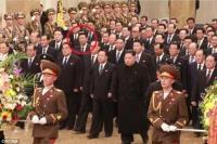"""Diduga Sudah """"Disingkirkan"""", Pejabat Korut Muncul Pada Peringatan Ultah Kim Jong il"""