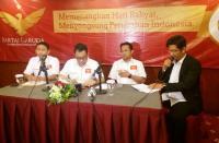 Lambang Partai Mirip Gerindra, Ketum Garuda: Kami Siluet Burung Garuda Utuh!