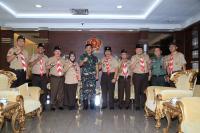 TNI Kini Punya Satuan Baru yang Melibatkan Pramuka