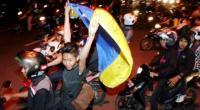 Aksi Pembacokan Gerombolan Pria Bermotor di Bekasi Resahkan Warga