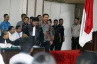 Ajukan PK, Ahok Tak Diwajibkan Datang ke Persidangan