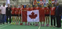 Kanada Lengkapi Tim Peserta di Piala Thomas dan Uber 2018