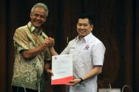 Perindo Dukung Ganjar Pranowo, Hary Tanoe: Program Membangun Masyarakat Perlu Dilanjutkan