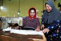 Kunjungi Malang, Puti Guntur Kagumi Perempuan Pelaku Industri Kreatif