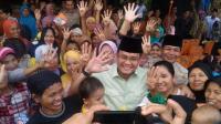 Warga Campang III Antusias Sambut Kedatangan Cagub Sumsel Dodi Reza