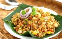 Nasi Goreng Spesial untuk Sarapan, Pakai Bumbu Bali Makin Lezat