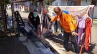 Cegah DBD, Partai Perindo Pemalang Gelar Fogging di Desa Kabunan Timur