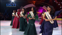 Ini Dia 5 Besar Finalis Terbaik di Malam Puncak Miss Indonesia 2018