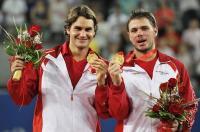 Wawrinka Puji Federer Setulus Hati Usai Tempati Nomor 1 Dunia Lagi