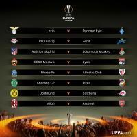 Hasil Undian 16 Besar Liga Eropa 2017-2018, Milan Tantang Arsenal