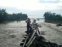 Cirebon Diterjang Banjir, Sejumlah Perjalanan Kereta Api Dialihkan