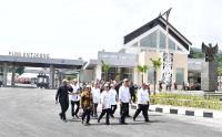 Menhub: Malaysia Terkesima dengan PLBN Entikong