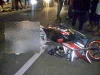 Tabrakan dengan Truk di Jakarta Timur, Pemotor Tewas