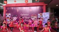 MNC Play Gelar Chinese New Year Festival