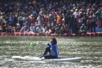Soal Kualitas Air Danau Sunter, Sandiaga: Kulit Bu Susi yang Bersih Tak Akan Bersisik