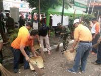 Hari Peduli Sampah Nasional, MNC Peduli Ajak Warga Bersihkan Lingkungan di Kawasan Kebon Sirih