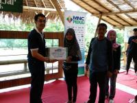 MNC Peduli Sumbang Buku Pelajaran untuk Kampung Konservasi Rimbun di Tangsel