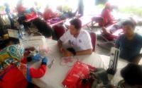 Pemuda Perindo Sumatera Barat Gelar Donor Darah