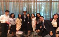 UI Borong Award NTUMUN di Singapura