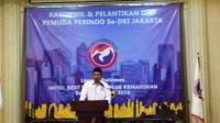 Pemuda Perindo Gelar Rakorwil DKI Jakarta Sekaligus Pelantikan Kader