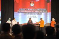 Debat Kandidat, Danny Pomanto Ungkap Cara Entaskan Pengangguran di Makassar