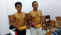 Bawa Sabu 1,5 Kg, 2 Calon Penumpang Ditangkap di Bandara Pekanbaru
