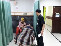 Dua Korban Kecelakaan Mobil Travel Masih Dirawat di Purwakarta