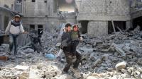 30 Ribu Warga Sipil Tinggalkan Ghouta Timur